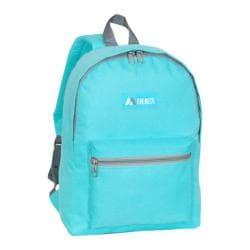 Everest Aqua Blue Basic Backpack