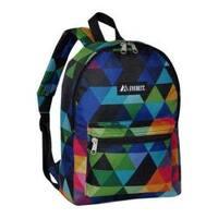 Everest Pattern Backpack (Set of 2) Prism
