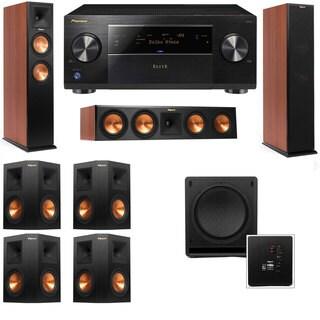 Klipsch RP-250F Tower Speakers CH-RP-440C-SW-112 - 7.1-Pioneer Elite SC-85