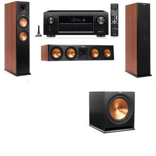 Klipsch RP-250F Tower Speakers CH-3.1-Denon AVR-X4100W