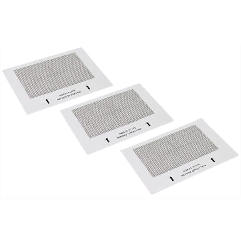 3-pack of Large Ozone Plate for New Comfort Commercial Air Purifier