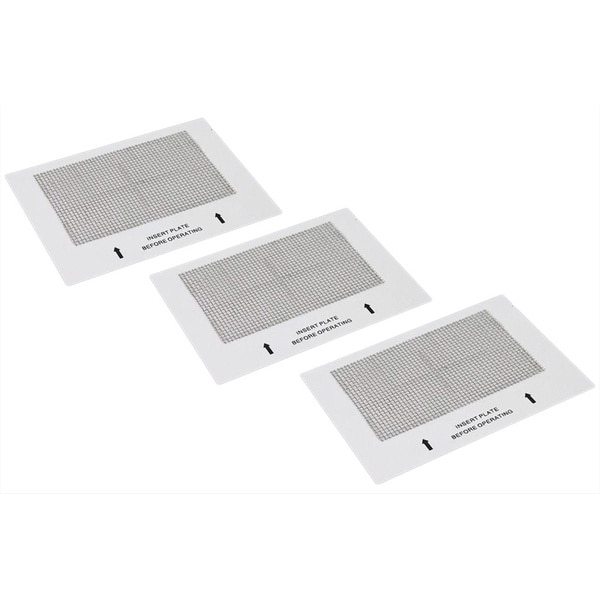 3-pack of Large Ozone Plate for New Comfort Commercial Air Purifier. Opens flyout.
