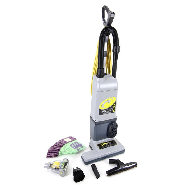 Proteam Proforce Pet HEPA 1500xp 15xp Vacuum With Tools