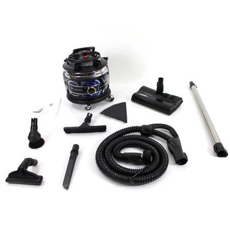 Filter Queen Canister Majestic 360 Vacuum With 5 Year Motor Warranty Refurbished
