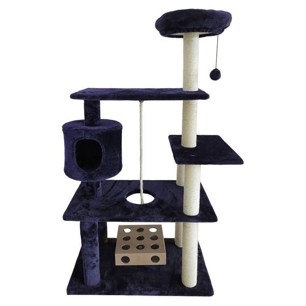 Tiger Tough Deluxe Playground Cat Tree