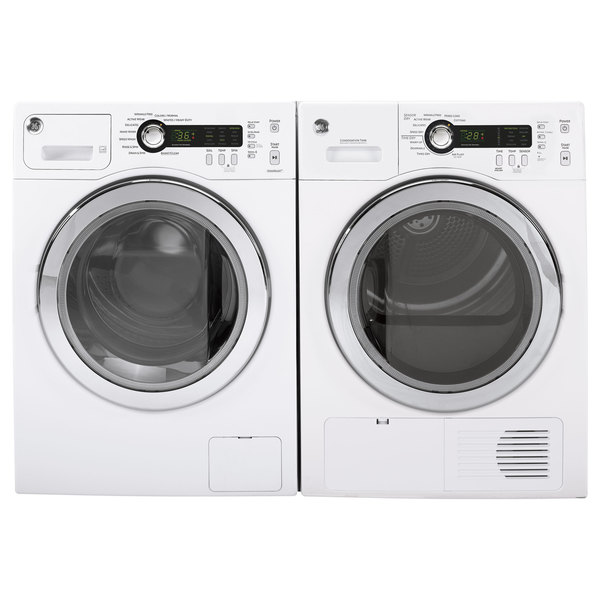 Ge Compact Stackable Washer And Dryer Set Free Shipping Today