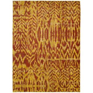 Barclay Butera Moroccan Paprika Area Rug by Nourison (7'3 x 9'9)