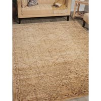Barclay Butera Moroccan Sand Area Rug by Nourison (5'3 x 7'5)