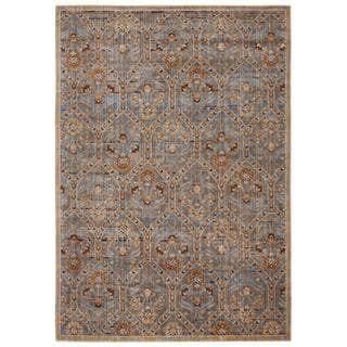 Barclay Butera Moroccan Deep Sea Area Rug by Nourison (5'3 x 7'5)