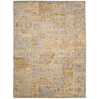Barclay Butera Moroccan Tapestry Area Rug by Nourison (5'3 x 7'5)
