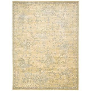 Barclay Butera Moroccan Sand Area Rug by Nourison (7'3 x 9'9)