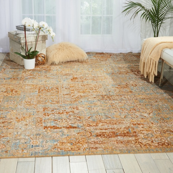 Barclay Butera Moroccan Tapestry Area Rug By Nourison 7 X27 3 X 9
