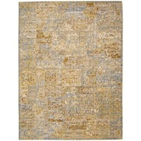 Barclay Butera Moroccan Paprika Area Rug by Nourison - 7'3 x 9'9