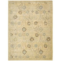 Barclay Butera Moroccan Sand Area Rug by Nourison - 7'3 x 9'9