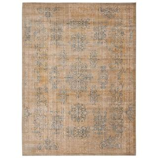 Barclay Butera Moroccan Gold Area Rug by Nourison (7'3 x 9'9)