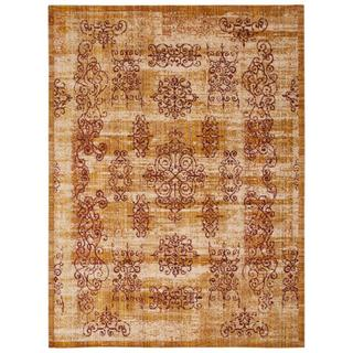 Barclay Butera Moroccan Amber Area Rug by Nourison (7'3 x 9'9)
