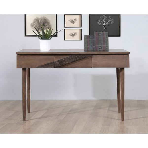 Vertex 3 Drawer Writing Desk Free Shipping Today
