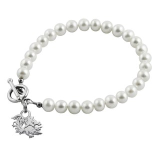 South Carolina Freshwater Pearl Bracelet (5-6mm)