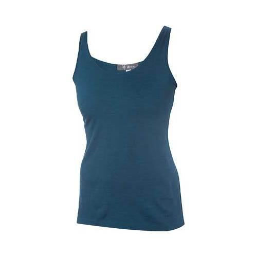 4243f504d3947 Shop Women s Ibex Go To Tank Top Tidal Pool Heather - Free Shipping Today -  Overstock - 11645591