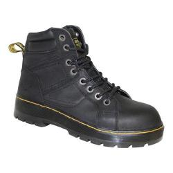Men's Dr. Martens Duct Safety Toe Black Wyoming