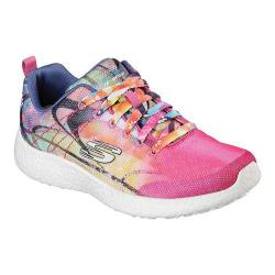 Women's Skechers Burst Life in Color Lace Up Multi