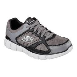 Men's Skechers Equalizer 2.0 On Track Charcoal/Black