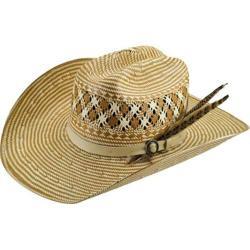 Bailey Western Lash Straw Cowboy Hat Natural/Sand
