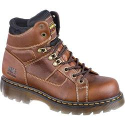 Dr. Martens Heritage Ironbridge NS 8 Tie Lace to Toe Boot Teak Industrial Trailblazer