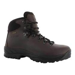 Men's Hi-Tec Ravine Waterproof Hiking Boot Brown Leather