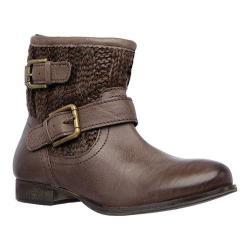 Women's Skechers Stagecoach Southwest Sweater Boot Chocolate