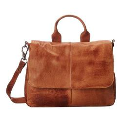 Women's Latico Charlton Cross Body Bag 5101 Tan Leather