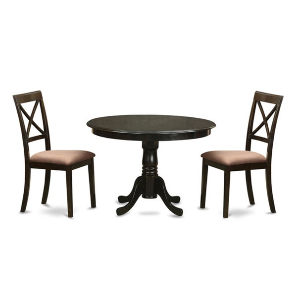 Shop 3 Piece Kitchen Table Set-Small Kitchen Table Plus 2 Dining