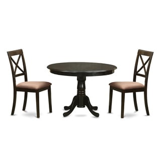 3 Piece Kitchen Table Set Small Kitchen Table Plus 2 Dining Chairs
