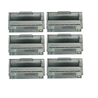 Replacing Ricoh Sp3500xa 406989 Black Toner Cartridge for Aficio SP 3500n 3500dn 3500sf 3510dn 3510sf Printers (Pack of 6)