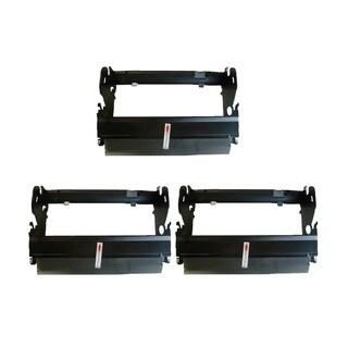 Replacing Photoconductor Kit 12A8302 for LEXMARK E230 E232 E234 E238 E330 E332 E240 E242 E340 E342 Series Printers (Pack of 3)