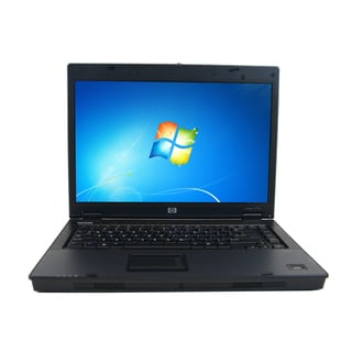 HP 6715B A64X2 15.4-inch 1.9GHz Turion 2GB RAM 80GB HDD Windows 7 Laptop (Refurbished)