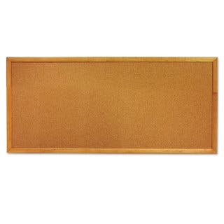 Quartet Classic 12 x 36 Slim Line Cork Bulletin Board https://ak1.ostkcdn.com/images/products/10200291/P17324609.jpg?impolicy=medium