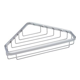 Delta Commercial Stainless Steel Large Corner Caddy 47100-ST Bright Stainless Steel