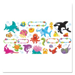 TREND Bulletin Board Set 47 Pieces/Kit
