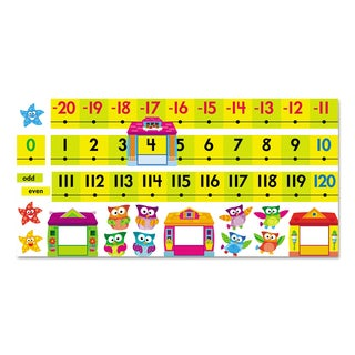 TREND Bulletin Board Set 49 Pieces/Kit