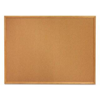 Quartet Classic 24 x 18 Cork Bulletin Board