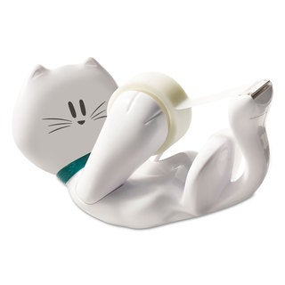 Scotch Kitty Tape Dispenser (Pack of 2)