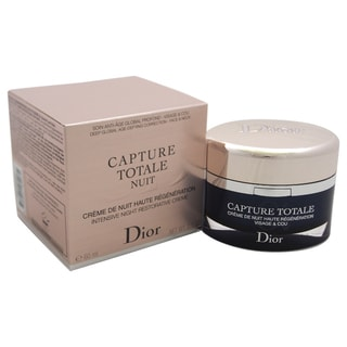 Dior Capture Totale Nuit Intensive Night Restorative Creme for Face and Neck