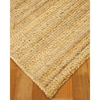 Natural Area Rugs Hand-woven Sevilla Jute Rug (8' x 10')