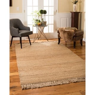 Natural Area Rugs Hand-woven Sicily Jute Rug (8' x 10')