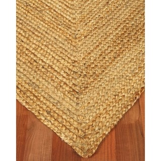 Natural Area Rugs Hand-woven Toledo Jute Rug (9' x 12')