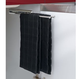 Rev-A-Shelf 2-Prong Pullout Towel Bar