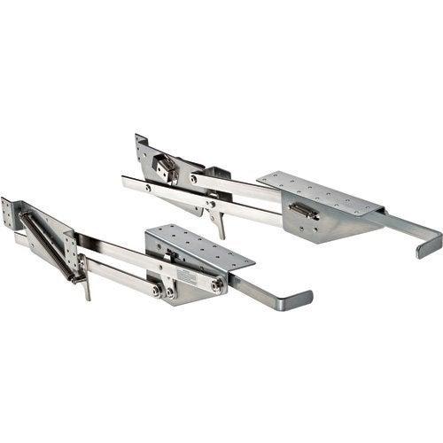 REV-A-SHELF Heavy Duty Lift System (Zinc), Silver (Metal)