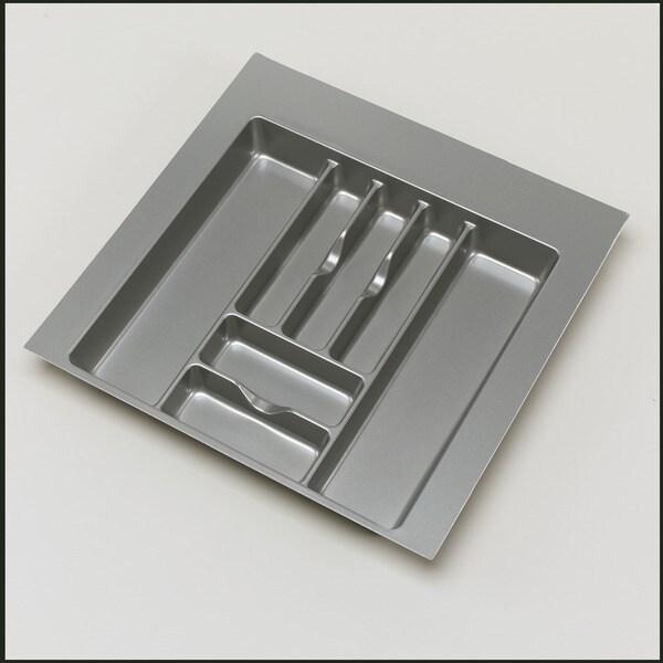 Rev-A-Shelf GCT Series Glossy Cutlery Organizer. Opens flyout.