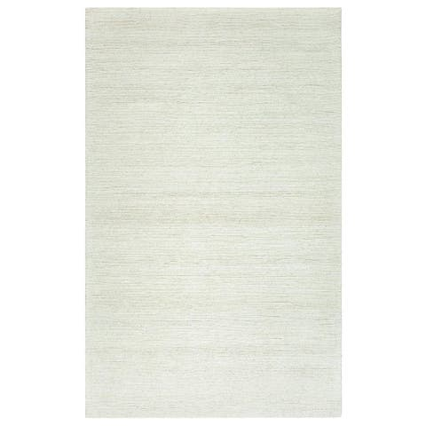 Rizzy Home Country Collection Hand-tufted New Zealand Wool Blend Accent Rug (3' x 5')
